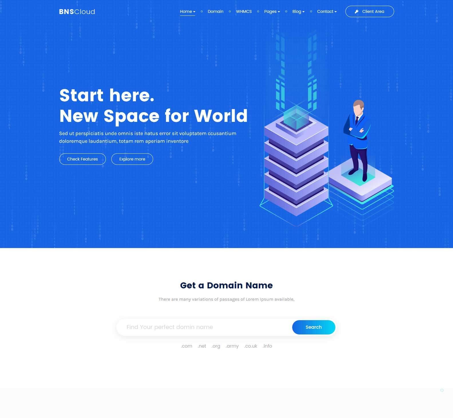 Portal Home - ThemeLooks